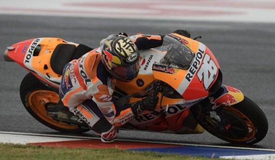 MotoGP-rijder Dani Pedrosa geopereerd aan onderarm