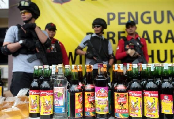 Tientallen doden in Indonesië door illegale alcohol