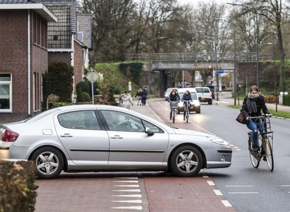 De wegcode volgen kan gevaarlijk zijn voor fietsers