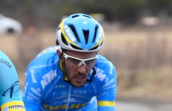"""Louis Vervaeke bijzonder hard voor Franse renner die betrapt werd op doping: """"Imbeciel"""""""