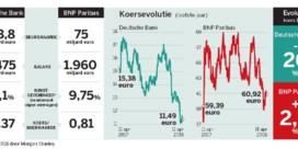 Deutsche Bank versus BNP Paribas