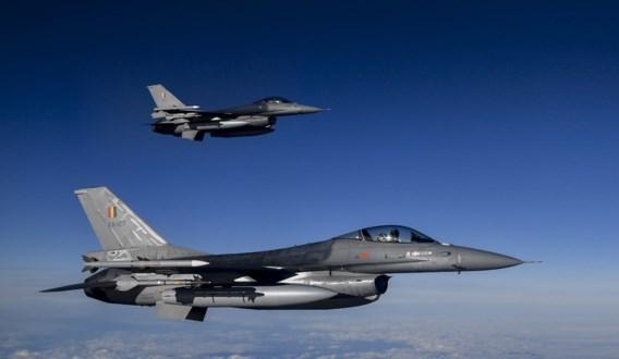 Audits vervanging F-16's worden vrijdag al voorgesteld
