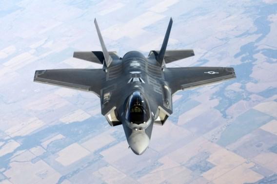 Amerikaans leger legt levering F-35's tijdelijk stil