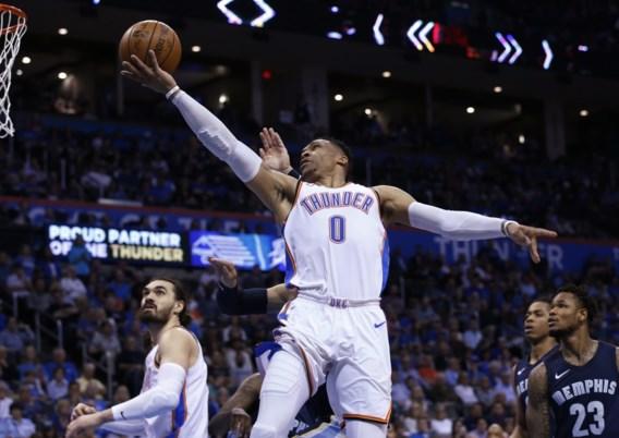 NBA. Wedstrijden play-offs zijn bekend, Westbrook sluit seizoen af met onwaarschijnlijk record