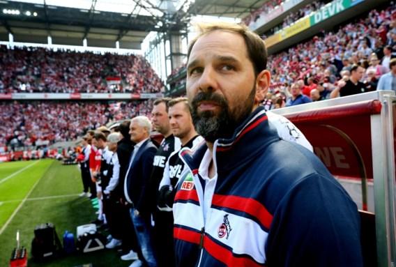 Bundesliga - Rode lantaarn Keulen wisselt volgend seizoen van coach