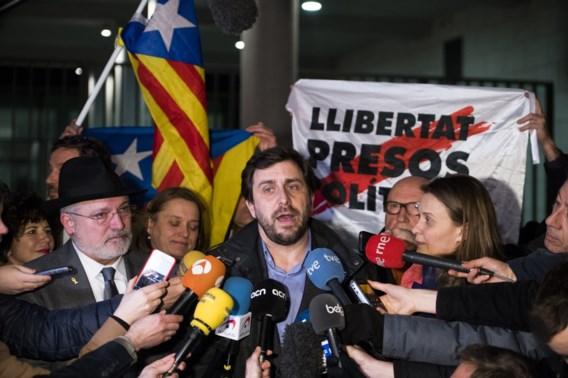 Catalaanse ex-ministers in België verschijnen volgende week voor raadkamer