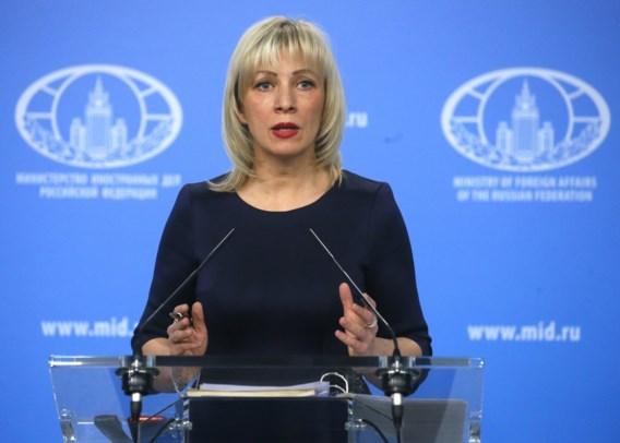 Rusland reageert boos in de media, maar slaat nog niet terug