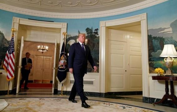 Trump: 'Missie volbracht'