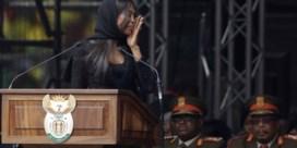 Zuid-Afrika neemt afscheid van 'moeder van de natie'