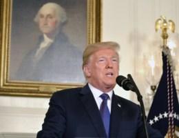 Trump: 'Misdaden van een monster'