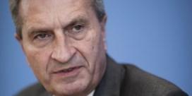 CDU steekt Macron stokken in de wielen