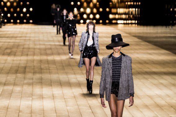 Anthony Vaccarello brengt Yves Saint Laurent naar New York
