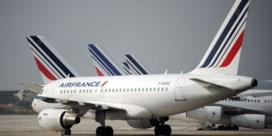 Kwart van vluchten Air France maandag geschrapt