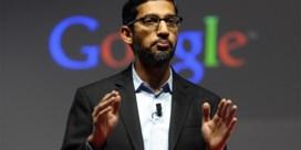 Topman Google kan bonus van 380 miljoen dollar verdienen