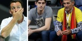 """Thibaut Courtois en zijn vader dienen een klacht in tegen Marc Wilmots na """"gratuite"""" beschuldigingen"""