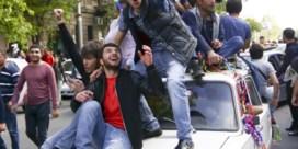 Armeniërs beleven hun 'fluwelen revolutie'