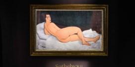 Modigliani in recordmodus