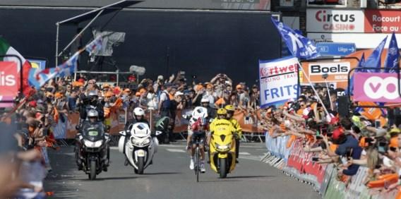 Luik-Bastenaken-Luik eindigt niet langer op mistroostige aankomst in Ans