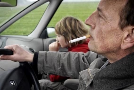 Nog 36.000 Vlaamse kinderen groeien op in tabaksrook