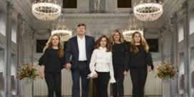 Dit zijn de nieuwe staatsiefoto's van koning Willem-Alexander en zijn gezin