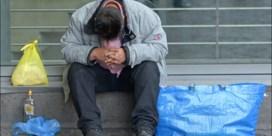 Winterplan loopt af, honderden Brusselse daklozen terug op straat