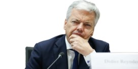 Reynders over commissie-Kazachgate: 'Crapuleuze insinuaties'