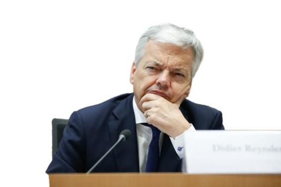 Reynders over commissie-Kazachgate: 'Crapuleuze insinuaties'