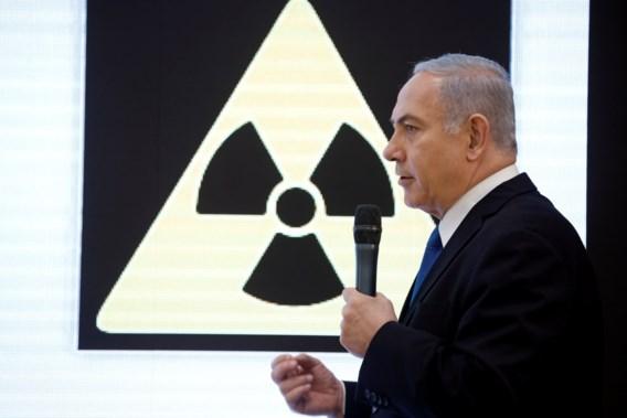 Netanyahu: 'Iran blijft in het geheim kernwapens nastreven'