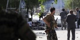 Tientallen doden bij dubbele aanslag in Kaboel