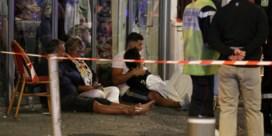 Tiental mensen gewond bij paniek in Nice
