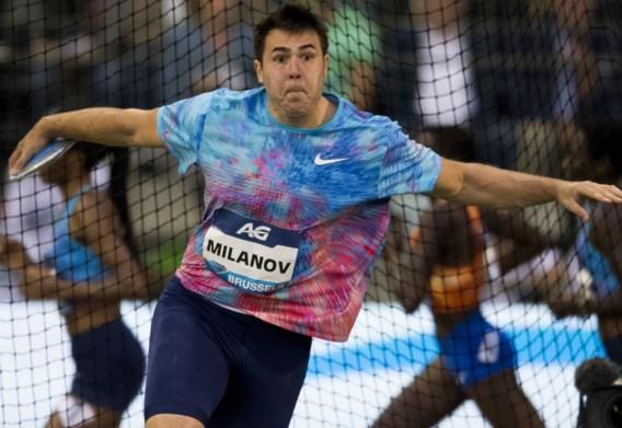 Philip Milanov is bij eerste outdoorcompetitie meteen goed voor EK-limiet