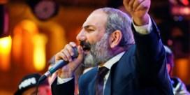 Armeense oppositieleider roept op tot burgerlijke ongehoorzaamheid