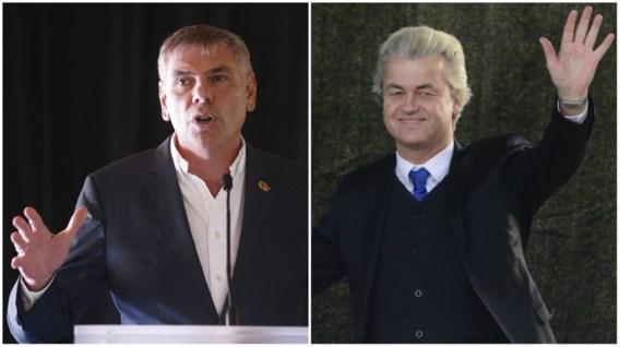 Dewinter schakelt Wilders in om campagne te voeren bij Nederlanders in Antwerpen (die hier kunnen stemmen dankzij migrantenstemrecht)