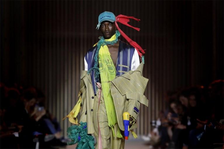 Student Antwerpse Modeacademie wint prestigieus modefestival