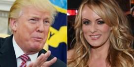 Trump betaalde zwijggeld pornoster zelf terug