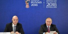 """FIFA-baas Infantino over het WK: """"Rusland is er helemaal klaar voor"""""""