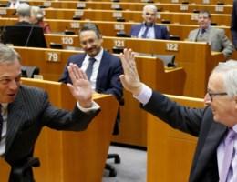 Verhofstadt aan Farage: 'Wacht tot België tegen Engeland speelt'