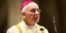 Kardinaal De Kesel ziet 'dankviering' als alternatief huwelijk voor holebi