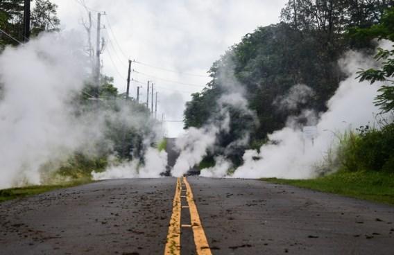Opnieuw aardbevingen op Hawaï