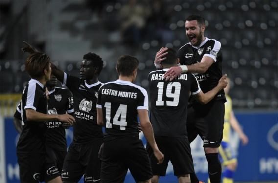 Eupen klopt STVV een tweede keer in Play-off 2B