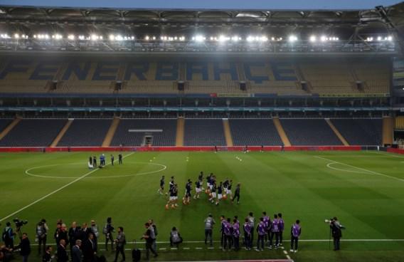 Besiktas uitgeschakeld in Turkse beker na boycot van terugmatch tegen Fenerbahçe