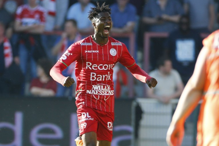Zulte Waregem maakt zich op voor finale Play-off 2 na winst tegen Kortrijk