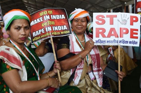 16-jarig meisje verkracht en levend verbrand in India