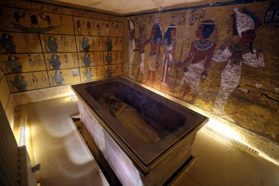 Eindelijk uitsluitsel: geen verborgen kamers in graf van Toetanchamon