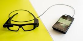 Geflopte Google-bril krijgt nieuw leven