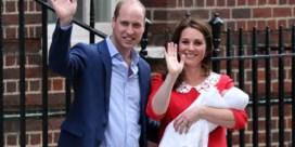 Britse hertogin Kate deelt foto's van Charlotte met pasgeboren broertje Louis