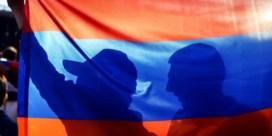 Armenië één dag verwijderd van het volksfeest