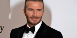 David Beckham moet Britse mode boost geven