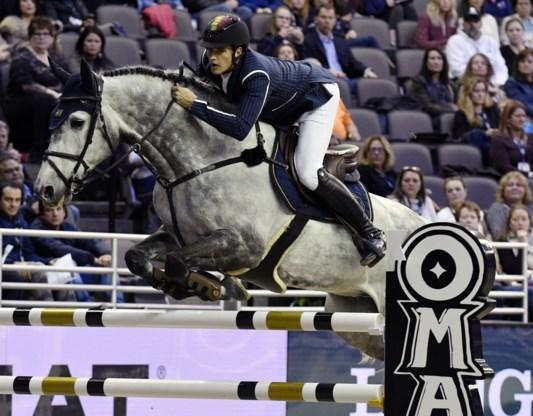 """Nicola Philippaerts maakt indruk op jumping in Madrid, maar: """"Ik wil vooral rustig blijven"""""""