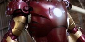 Gezocht: het pak van Iron Man